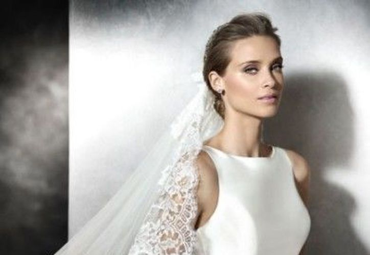 Empresa en quiebra subasta vestidos de novia partiendo desde 30 dólares. (Contexto/Internet)