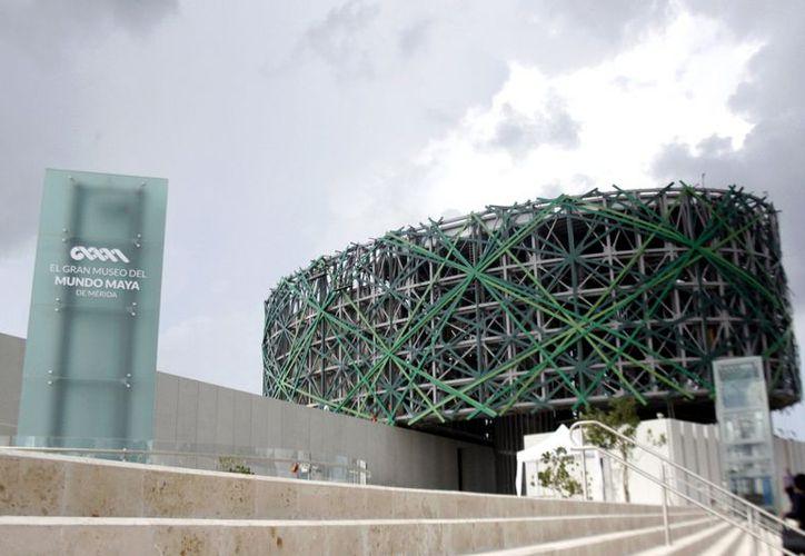 Peña Nieto inaugurará el Gran Museo del Mundo Maya de Mérida. (Milenio Novedades)