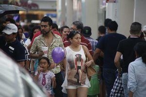 Festejan el Día del Padre en Cancún
