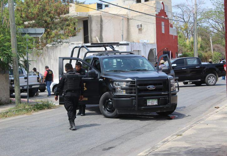 El operativo se realizó el pasado 8 de abril. (Novedades Yucatán)