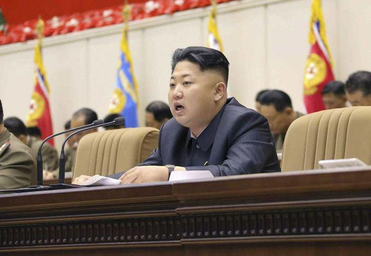 Kim Jong-un ordenó la ejecución de su tío, al que acusó de conspirar contra el régimen. (Archivo/EFE)