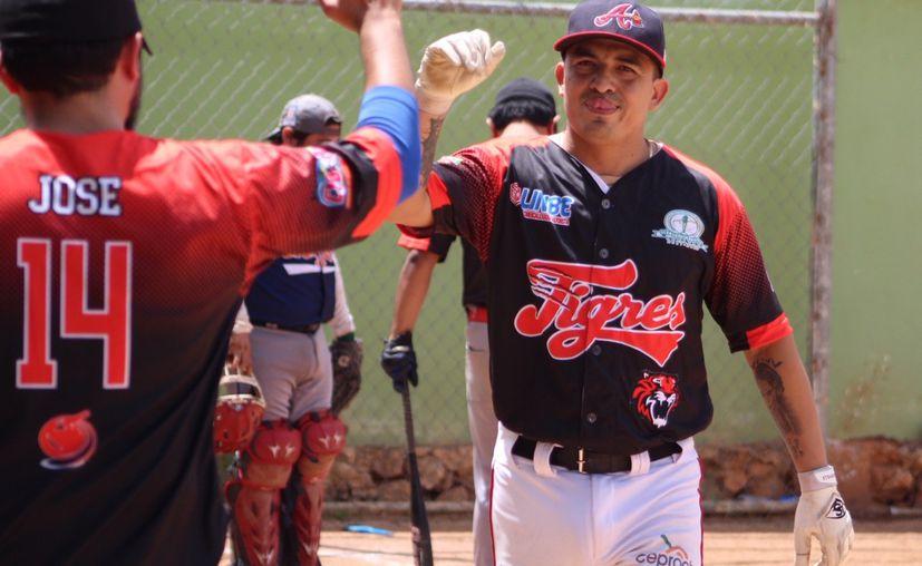 Los Tigres no tuvieron piedad y apalearon a lo Ángeles(Foto:Novedades Yucatán)