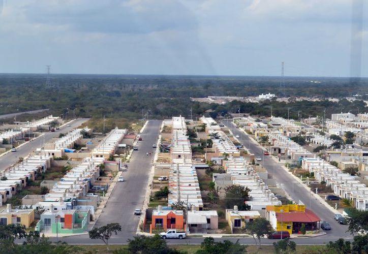 Canadevi indica que aunque los yucatecos prefieren la vivienda horizontal, cada vez más se inclinan por la departamental. (SIPSE)