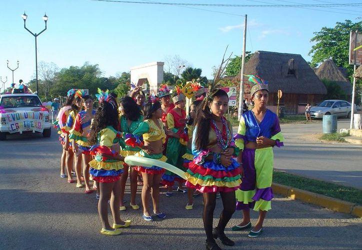El carnaval se dejó de celebrar por falta de organización. (Carlos Yabur/SIPSE)