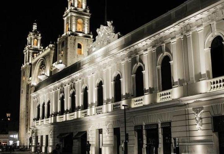 El Ateneo Peninsular, referente arquitectónico e histórico de Mérida, es uno de los más fuertes candidatos a ser uno de los '7 Tesoros del Patrimonio Cultural de Mérida'. (Foto: Milenio Novedades)
