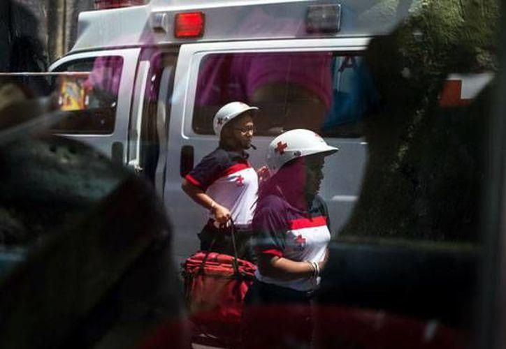 La Cruz Roja de Yucatán pierde mil pesos por cada llamada falsa o de broma. En promedio diario, este costo se multiplica por 4. La imagen es de contexto. (Milenio Novedades)