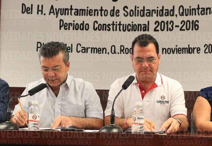 Los recursos municipales se desviaron por las autoridades de la pasada administración. (Adrián Barreto/SIPSE)