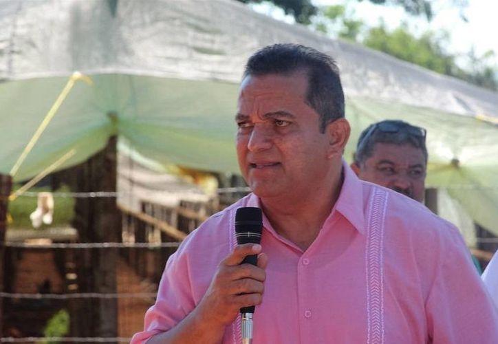 Alfredo Vizcarra culminaría su mandato al frente de la administración municipal de Concordia en diciembre. (luznoticias.mx)