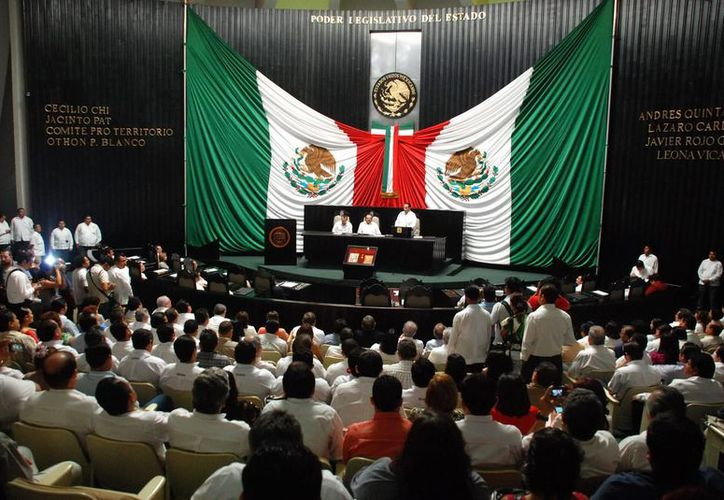 Cámara de diputados federal acordó compartir investigaciones con el Congreso estatal. (Redacción/SIPSE)