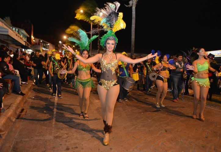 Santiago de Cuba y Barranquilla Colombia tienen un espacio museográfico de fiestas carnestolendas. (Gustavo Villegas/SIPSE)