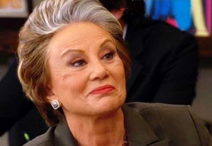 Saby en 2005 fue galardonada por la Asociación Nacional de Actores. (Foto: Contexto/Internet)