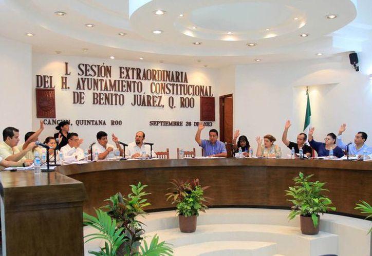 Concejales aprobaron modificaciones al Reglamento de Imagen Urbana. (Archivo/SIPSE)