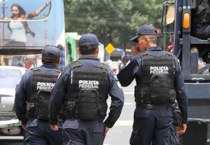 Yucatán dispondrá de recursos para la  profesionalización de las instituciones de seguridad pública. (Notimex)