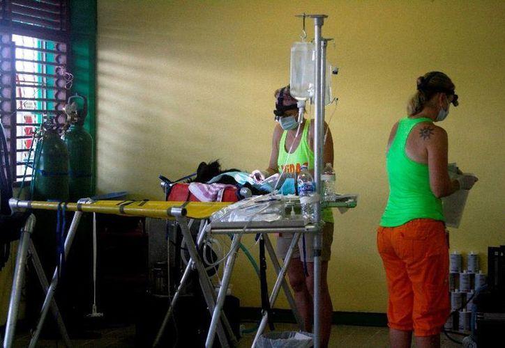 La asociación 'Mi Amigo de la Calle' solicita donativos para llevar su campaña de esterilización a comunidades de la zona maya. (Octavio Martínez/SIPSE)