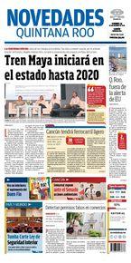 Tren Maya iniciará en el estado hasta 2020