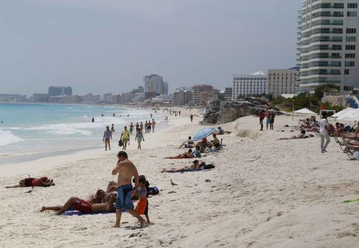 Anuncian la presentación oficial de las playas que van a certificar. (Archivo/SIPSE)