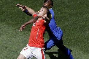 Suiza gana su primer partido en el último minuto