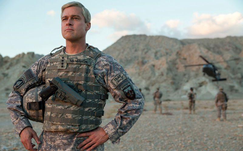 Netflix ya lanzó el thriller de la ficción que protagonizará Brad Pitt