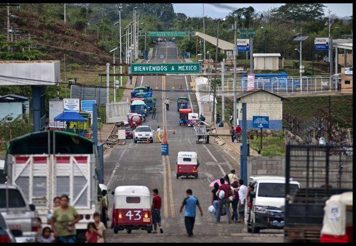 Tabasco es la puerta de entrada de migrantes de Centroamérica en tránsito por México rumbo a Estados Unidos. (enelcamino.periodistasdeapie.org.mx)
