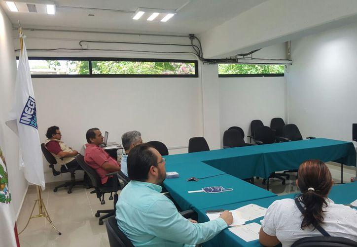 En la videoconferencia del director general del Inegi, se presentó el programa que destacará trabajos de investigación estadística.
