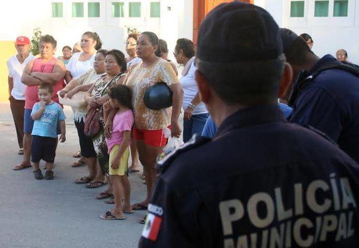 Buscarán la proximidad de los policías hacia la comunidad. (Cortesía/SIPSE)