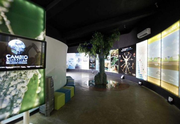 El Museo del Agua ha recibido más de dos mil visitantes en los meses de junio y julio. (Redacción/SIPSE)