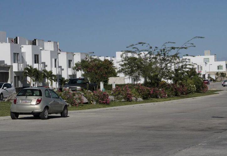 El programa se aplicaría en la adquisición de nuevas casas. (Tomás Álvarez/SIPSE)