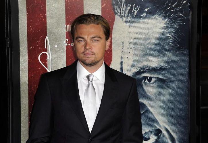 El actor Leonardo DiCaprio acaba de anunciar que hace una pausa en su carrera debido al agotamiento. (EFE)