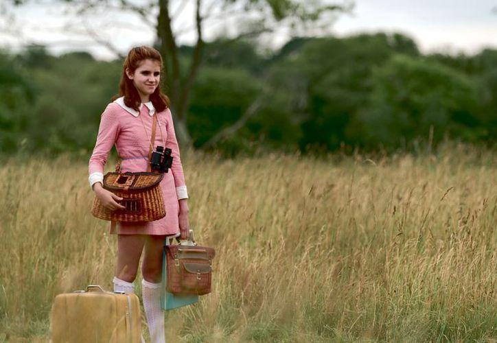 Los dos jóvenes protagonistas se llevan la película. (Agencia Reforma)