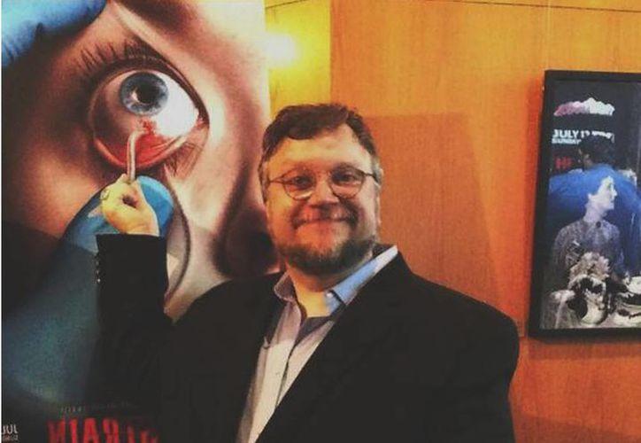 Guillermo del Toro ya dirigió algunos de los capítulos de la serie de vampiros. (@TheStrainFX)