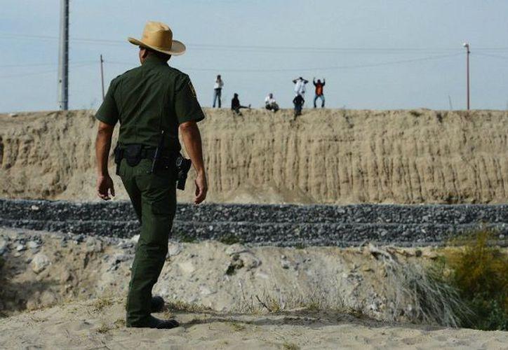 La patrulla fronteriza precisó que el agente que disparó tiene 15 años de servicio. (Contexto/Internet)