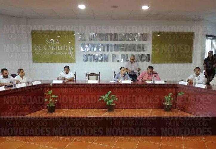 La iniciativa no se presentó en la reunión previa de cabildeo durante la Sesión de ayer. (Ángel Castilla/SIPSE)