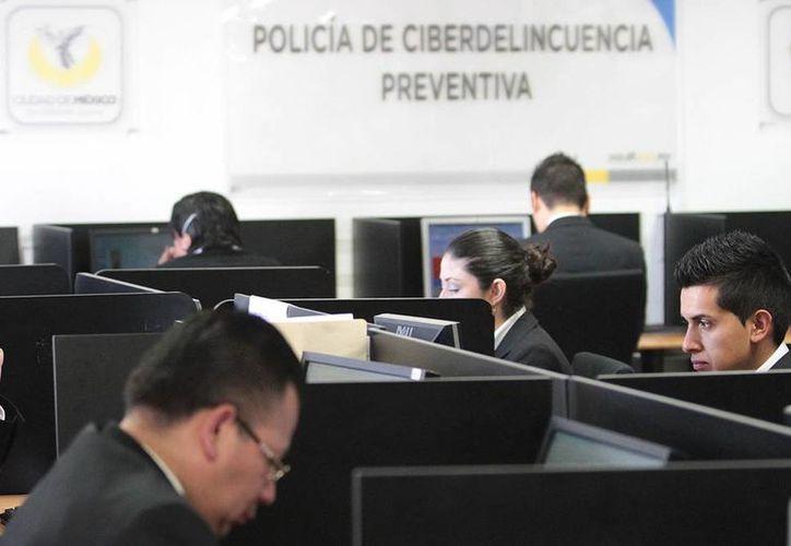 Las autoridades aconsejan denunciar un ciberdelito para poder iniciar una investigación. (Notimex)