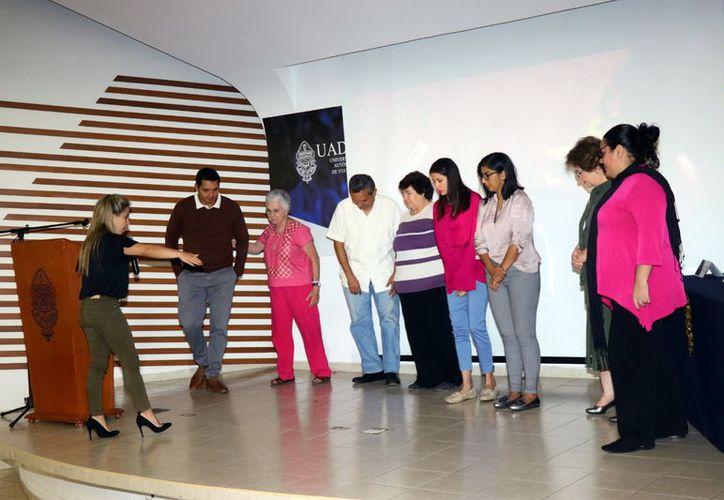 El trabajo de apoyo que realizan los alumnos se difundirá más. (Jorge Acosta/Novedades Yucatán)
