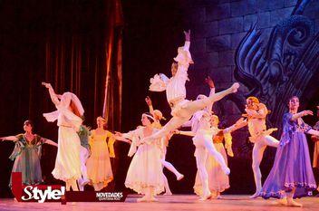 La compañía de ballet de Cuba se presenta en el Teatro de Cancún