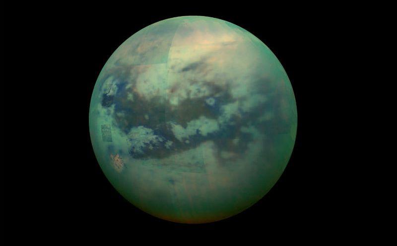 NASA afirma que podría haber vida en Titán, luna de Saturno