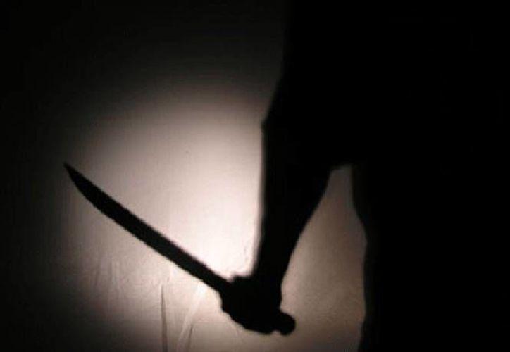 El homicidio de un hombre a manos de su propio hijo conmocionó al municipio de Huimanguillo, en Tabasco. (Excélsior)