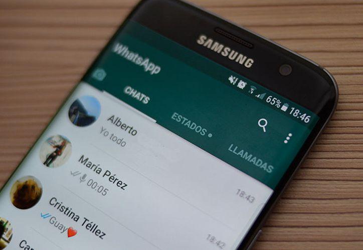 Los usuarios recorren a otras aplicaciones para comunicarse. (Contexto/Internet)