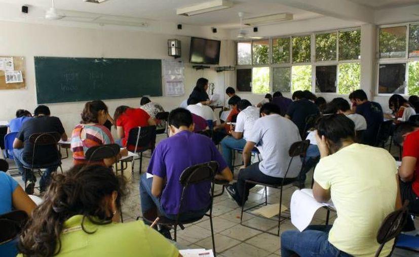 Quienes quieran iniciar su proceso de admisión a la Universidad Politécnica de Yucatán pueden hacerlo en línea o acudir por informes a la  Dirección General de Educación Superior. (Milenio Novedades)