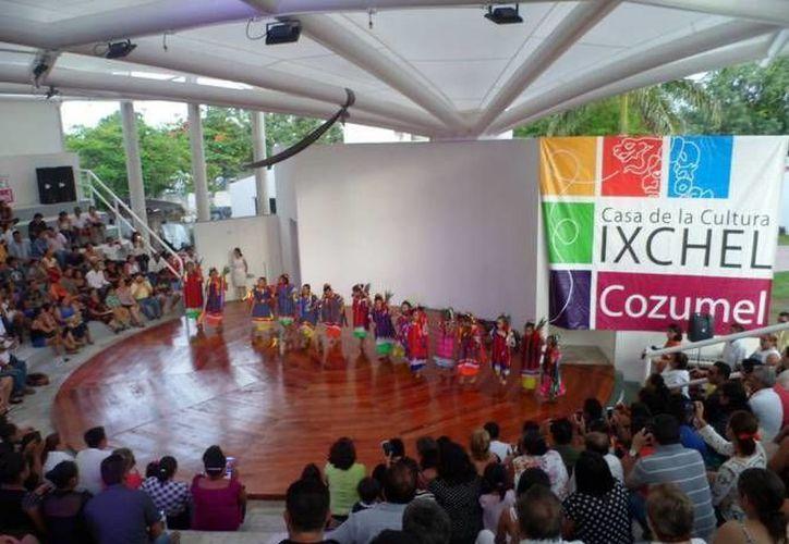La Casa de la Cultura Ixchel de Cozumel ofrecerá cuatro talleres gratuitos. (Redacción/SIPSE)