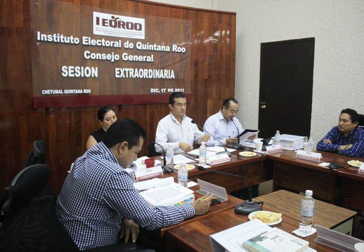 El Instituto Electoral de Quintana Roo aprobó el reglamento correspondiente, que regulará esta obligación de los organismos políticos. (Harold Alcocer/SIPSE)