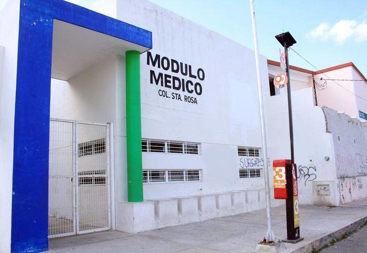 Los módulos de salud del Ayuntamiento recibirán a afiliados al Seguro Popular. (SIPSE)