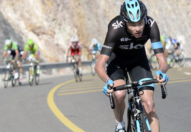 El 22 de abril, Michele Scarponi falleció tras ser atropellado durante un entrenamiento.  (Foto: Cyclingweekly)