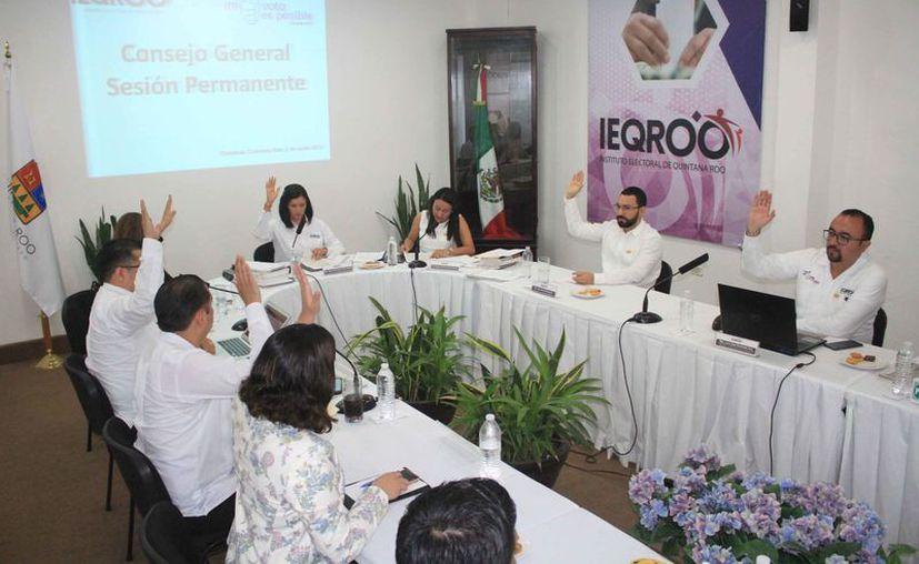 El Ieqroo señaló que la asignación de los diputados se hará en los términos que establece la ley. (Daniel Tejada/SIPSE)