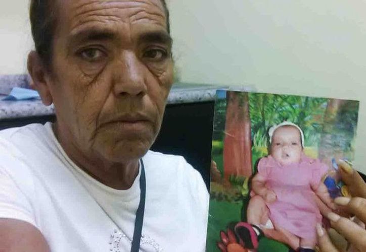 La nieta de María Concepción Parra Serrano lleva desaparecida 14 meses. (elsoldemexico.com.mx)