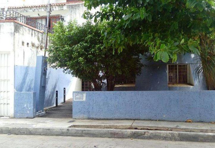 La vivienda habilitada como Spa se ubicada en la Supermanzana 29. (Eric Galindo/SIPSE)