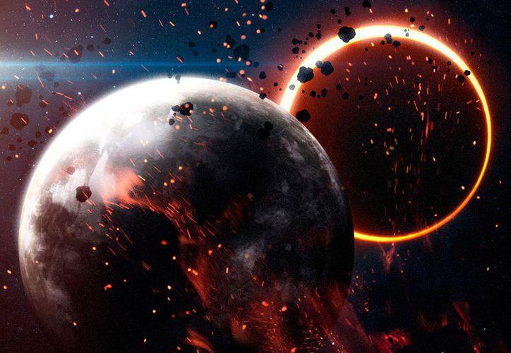 El hombre llamó a su teoría 'La convergencia 33', ya que encontró que cada 33 meses ocurre la 'luna negra'. (Contexto/Internet)