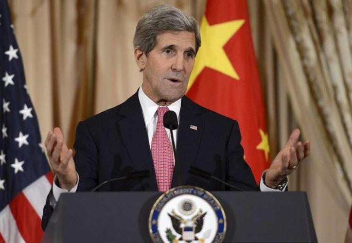 El secretario de Estado de EU, John Kerry, regresa esta semana a Europa y Oriente Medio. (EFE/Archivo)