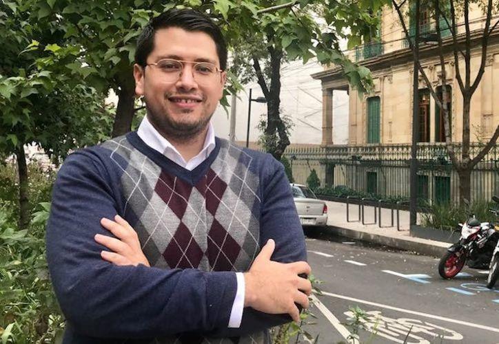 Carlos Martínez Velázquez es licenciado en Ciencia Política por el ITAM. (vanguardia.com)