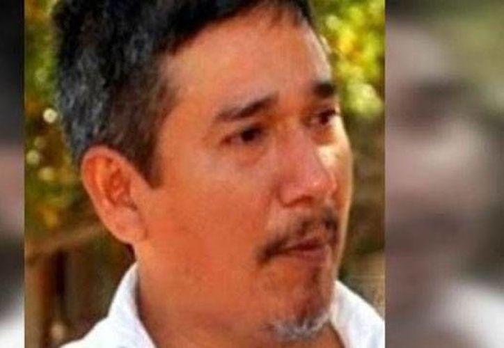 El periodista Moisés Sánchez fue secuestrado la semana pasada en su casa, en Medellín de Bravo, Veracruz, por nueve hombres armados que llegaron a bordo de tres camionetas. (lavozdemichoacan .com.mx)